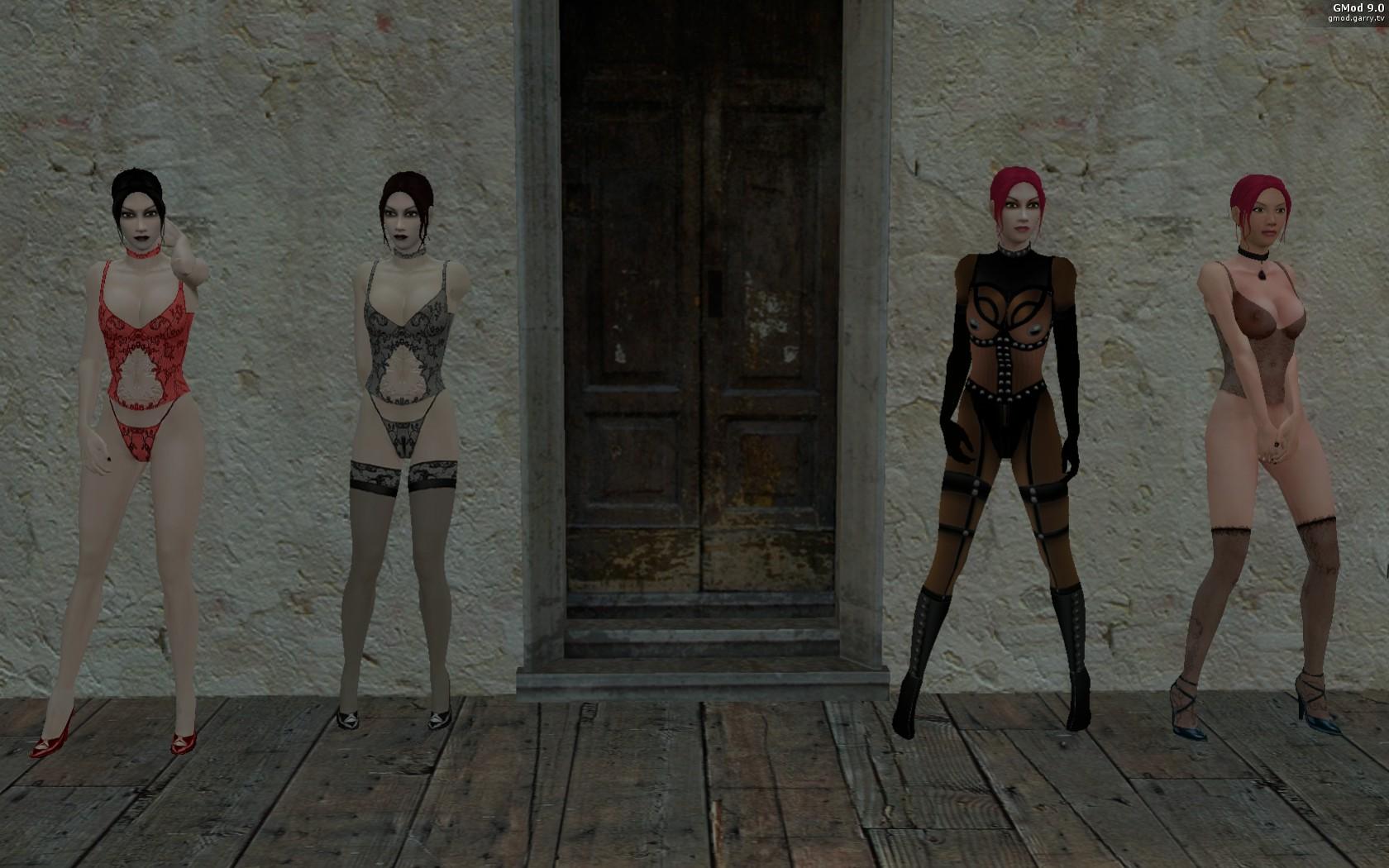 Bloodrayne 2 skins erotic toons
